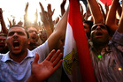 Egyptians gather at Tahrir Square in Cairo to call for a new revolution in Egypt.  Photo / AP