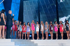 Miss Pennsylvania says the top five contestants were picked before the competition began. Photo / AP