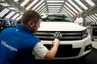 Volkwagen has a grand plan for global domination. Photo / AP