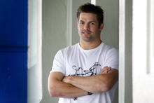 Richie McCaw. Photo / Sarah Ivey