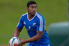 All Blacks winger Julian Savea. Photo / Brett Phibbs