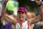 Ironman Cameron Brown continues to defy his years, turning 40 later this month. Photo / File
