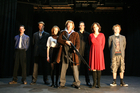 A fine cast and snappy dialogue deliver a timely message in director Robert Owens' 'The Lion in Winter'. Photo / Supplied