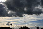 The silver lining of low interest rates surrounds a dark and ominous cloud. Photo / Martin Sykes