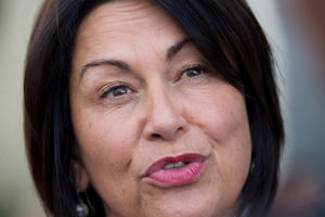 Education Minister Hekia Parata said yesterday that 'the buck stops with me' but expects to keep her job despite Opposition demands that she should go. Photo / Brett Phibbs