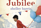 Book cover of Jubilee by Shelley Harris. Photo / Supplied