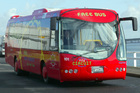 Auckland's electric buses were taken off the streets after a series of breakdowns in 2010. Photo / NZ Herald