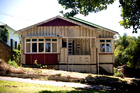 Removal of the house at 58 Hakanoa St was approved by the council consent in January.  Photo / Dean Purcell