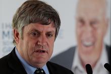 Alan Edwards, CEO & Managing Director of Metlifecare. Photo / NZ Herald