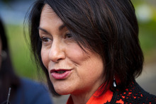Hekia Parata. Photo / Greg Bowker