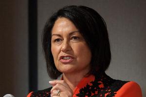 Education Minister Hekia Parata. Photo / Greg Bowker