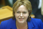 National Party MP Judith Collins is in favour of the split purchase age for buying alcohol. Photo / File