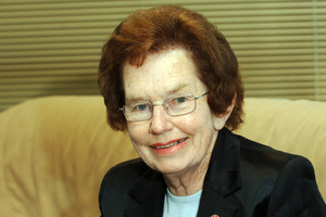 Dame Margaret Bazley. Photo / NZPA