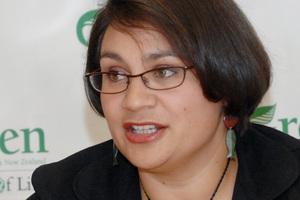 Green Party MP Metiria Turei. Photo / File