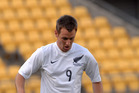 New Zealand All Whites Shane Smeltz. Photo / Getty Images
