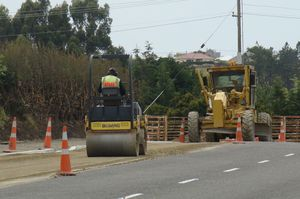 Figures just released show consultants on country's top road projects have been paid nearly $200m. Photo / APN