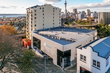 5 Howe St has a mixed-use zoning and is close to the Auckland CBD. Photo / Supplied
