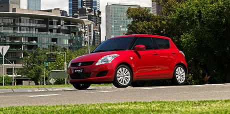 Suzuki Swift DDS diesel. Photo / Supplied