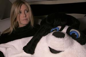Jennifer Aniston stars in Burning Love. Photo / Yahoo.com