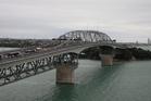 Auckland Harbour Bridge. Photo / Getty Images