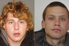 Police are hunting Wayne Holmes and Jessie Ibell. Photo / supplied