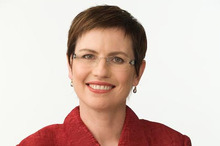 Former ANZ chief executive Jenny Fagg has featured stron
