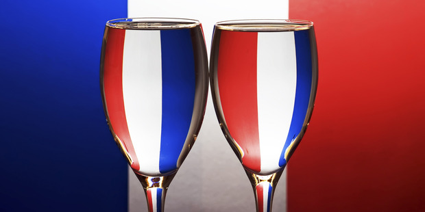 French wines command a level of awe and respect the rest of us can only dream about. Photo / Thinkstock