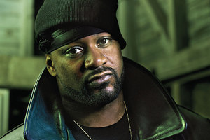 Ghostface Killah bought his relentless rap attack to Auckland's Powerstation.