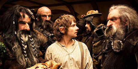 The first Hobbit film will premiere in Wellington. Photo / Supplied