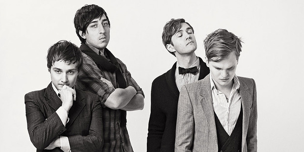 Grizzly Bear are coming to New Zealand in November.  Photo / Supplied