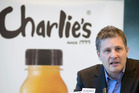 Charlie's co-founder Stefan Lepionka is stepping down as chief executive at the end of July. Photo / NZH