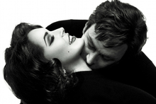 Grant Bowler kisses Li