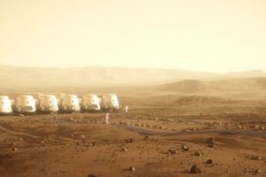 Mars bound? The Mars One venture is looking at the ultimate reality TV show. Photo / Supplied