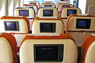 By ripping out TV screens on long-haul planes, Singapore-based Scoot, has cut 7% off the weight of their planes. Photo / Thinkstock