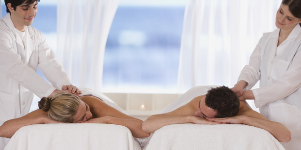 If you are feeling short of that essential fifth element, a couple's spa may help you regain it. Photo / Thinkstock
