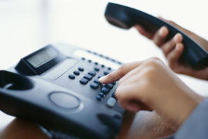 A woman in Tauranga is concerned after she receiving sexually threatening phone calls. Police say victims should simply hang up. Photo / Thinkstock