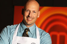 Tony Price has been eliminated from MasterChef New Zealand. Photo / Supplied 
