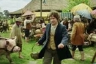 The world premiere of The Hobbit: An Unexpected Journey will take place in the New Zealand capital of Wellington later this year. Kiwi Prime Minister John Key says the making of two films by Sir Peter Jackson about the adventures of hobbit Bilbo Baggins - before the event of the Lord of the Rings movies - has provided phenomenal global promotion for the country.