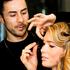 Several coats of mascara are applied. Photo / Babiche Martens