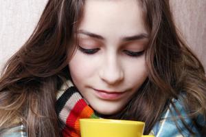 Got a cold? Drink plenty of fluids. Photo / Thinkstock