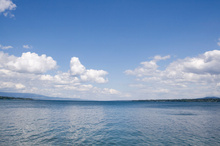 The Large Hadron Collider  is very sensitive and can be affected by Lake Geneva. Photo / Thinkstock