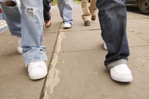 What do you shoes say about you? Photo / Thinkstock