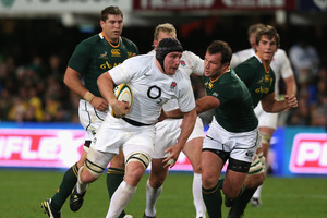 England have fared poorly against South Africa in recent years. Photo / David Rogers