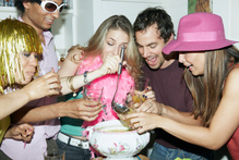 Do you need alcohol to have a good time?