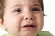 The unhappy face of a child in a confined space makes people sour. Photo / Thinkstock