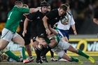 Assistant Coach Ian Foster and players Luke Romano and Ali Williams talk about how much the Irish and the All Blacks can improve before the second test in Christchurch.