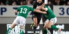 Watch: Ireland rugby: The All Blacks will be 20% better