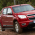 Holden Colorado LTZ Crew Cab. Photo / Supplied