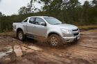 Holden Colorado LTZ Space Cab. Photo / Supplied
