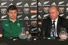 Ireland's captain Brian O'Driscoll knew the intensity & tempo the All Blacks would bring to the game, but says with a three test series they have two more games to try to get their game right.